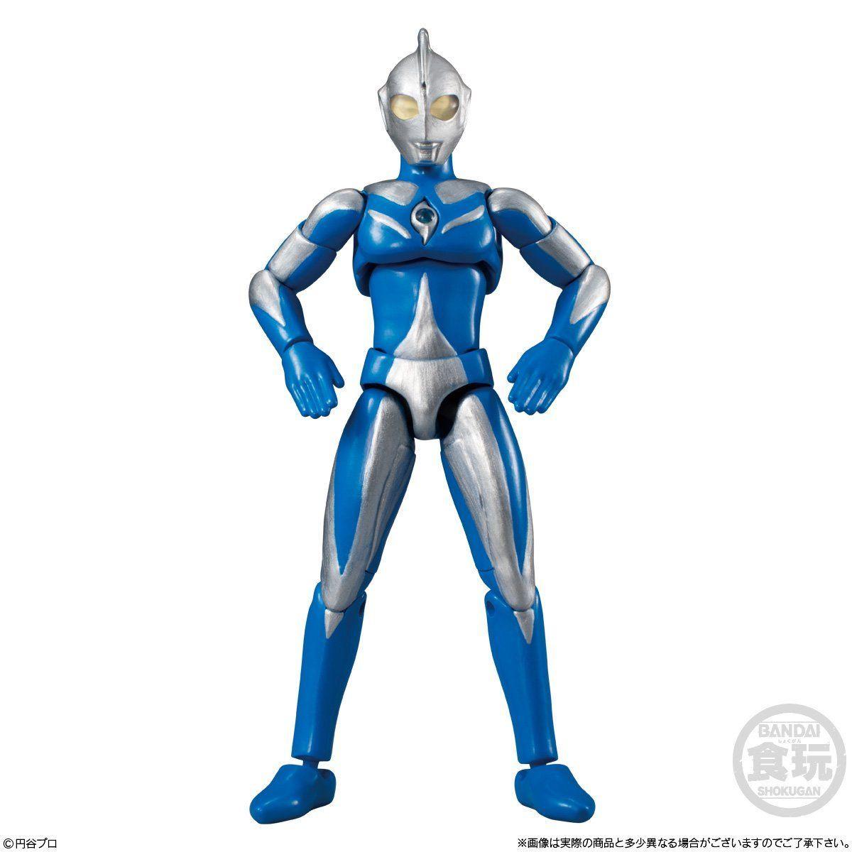 【食玩】『超動ウルトラマン9』可動フィギュア 10個入りBOX-002