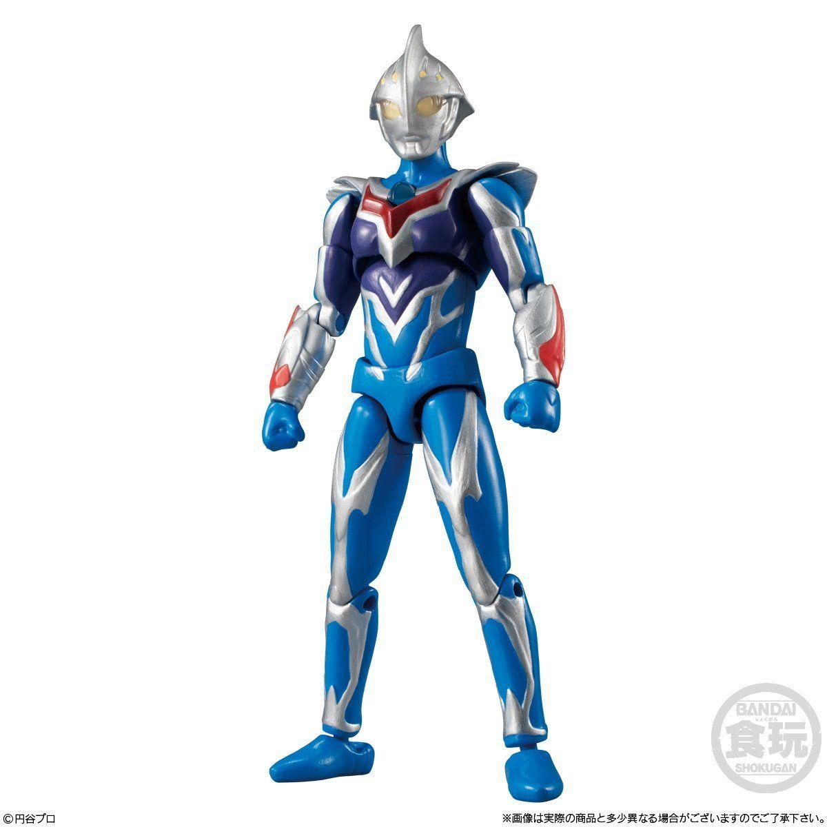 【食玩】『超動ウルトラマン9』可動フィギュア 10個入りBOX-003