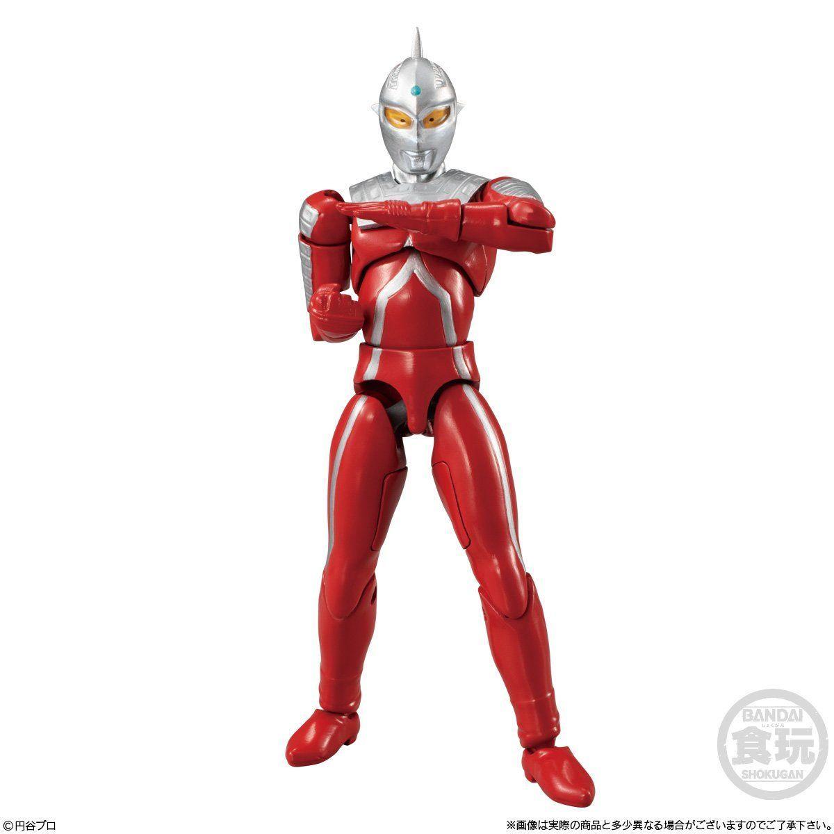 【食玩】『超動ウルトラマン9』可動フィギュア 10個入りBOX-004