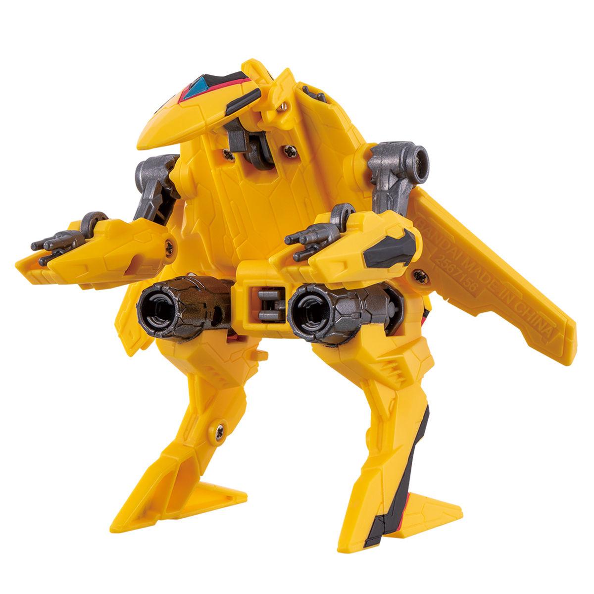 ウルトラマントリガー『DXガッツファルコン』可変可動フィギュア-002