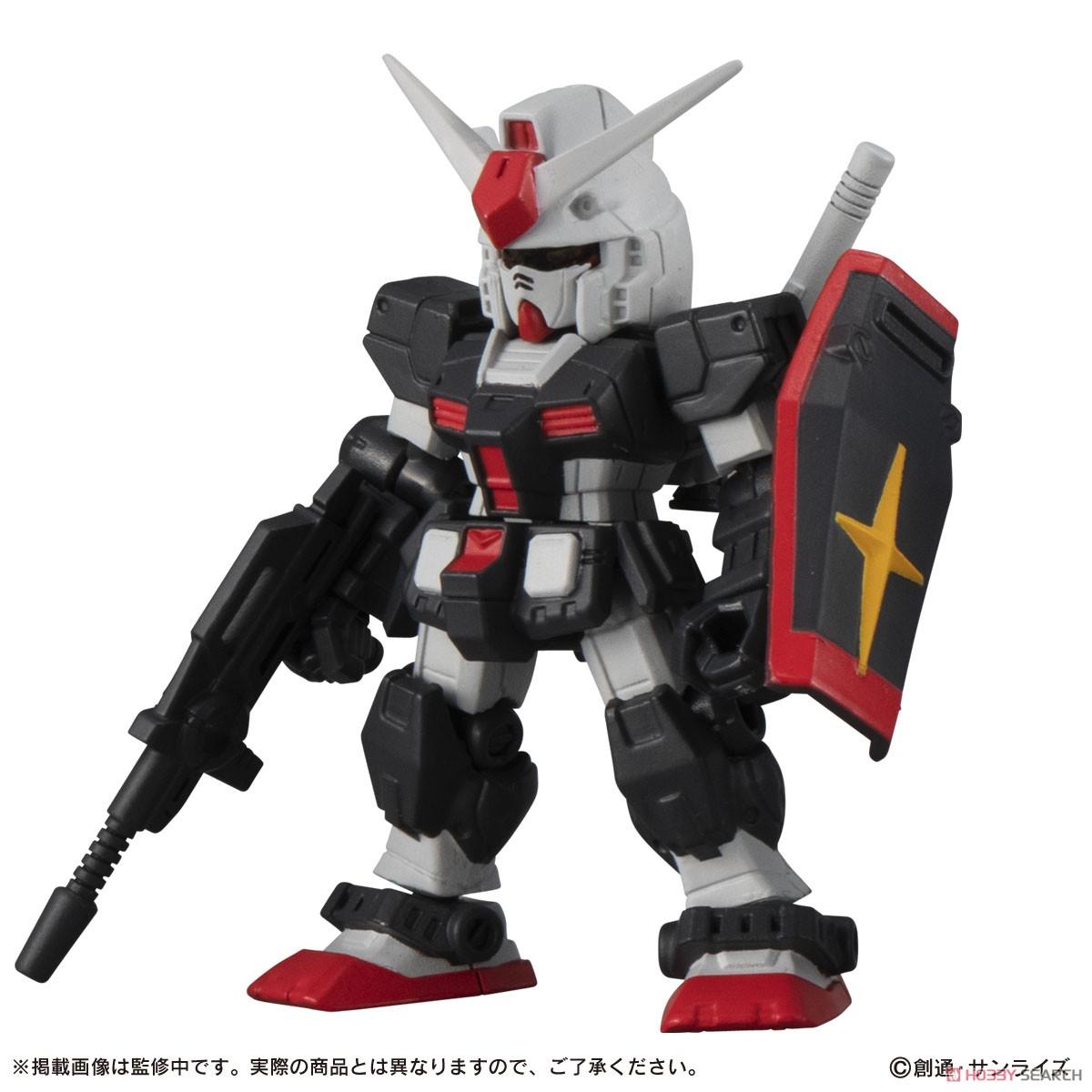 機動戦士ガンダム『MOBILE SUIT ENSEMBLE18』デフォルメ可動フィギュア 10個入りBOX-001