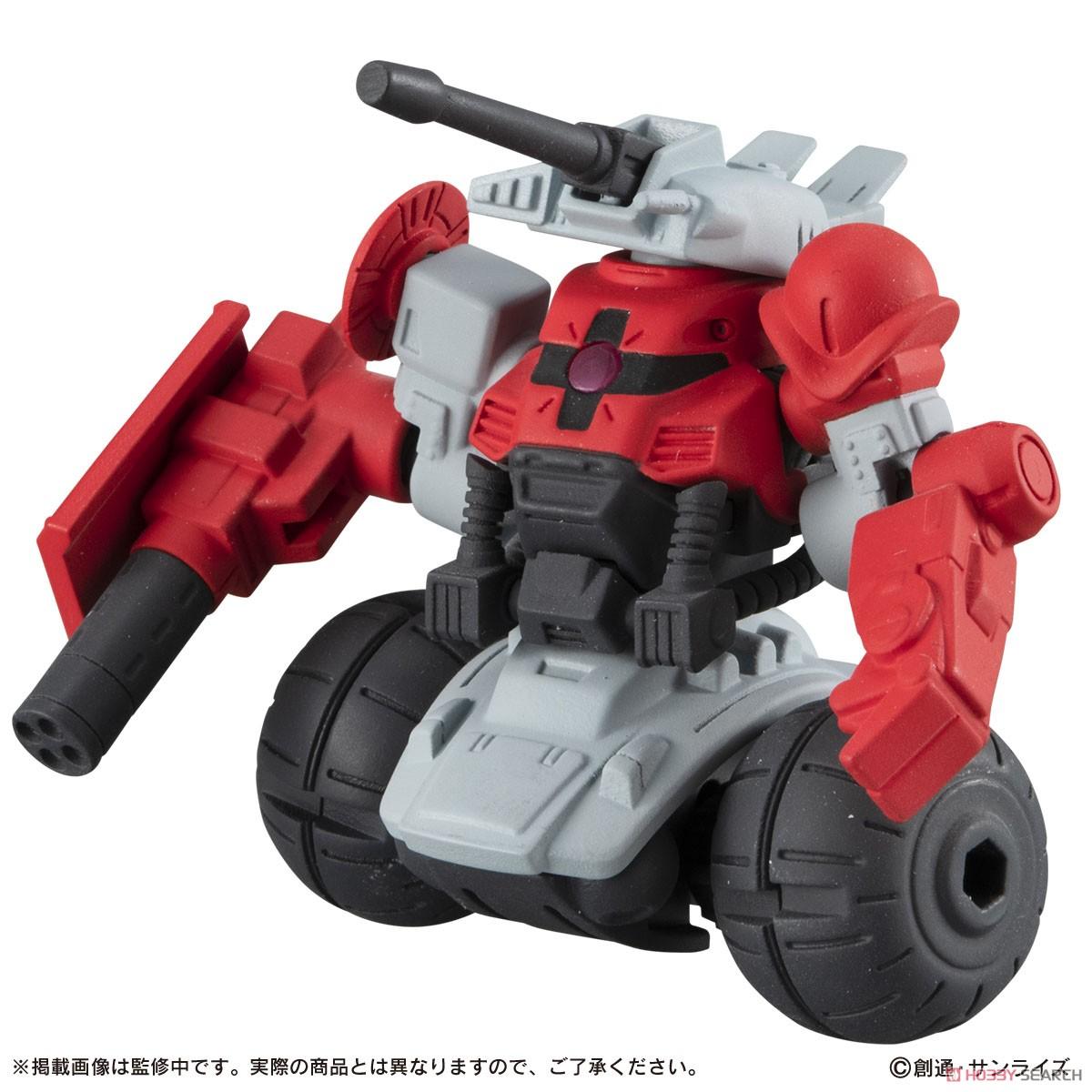機動戦士ガンダム『MOBILE SUIT ENSEMBLE18』デフォルメ可動フィギュア 10個入りBOX-005