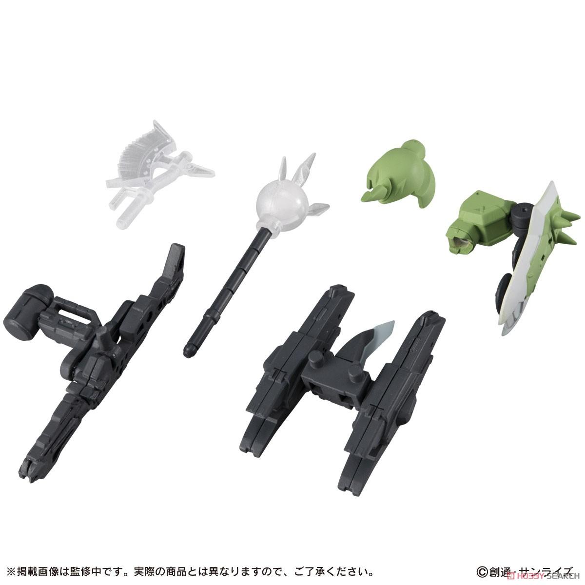 機動戦士ガンダム『MOBILE SUIT ENSEMBLE18』デフォルメ可動フィギュア 10個入りBOX-006