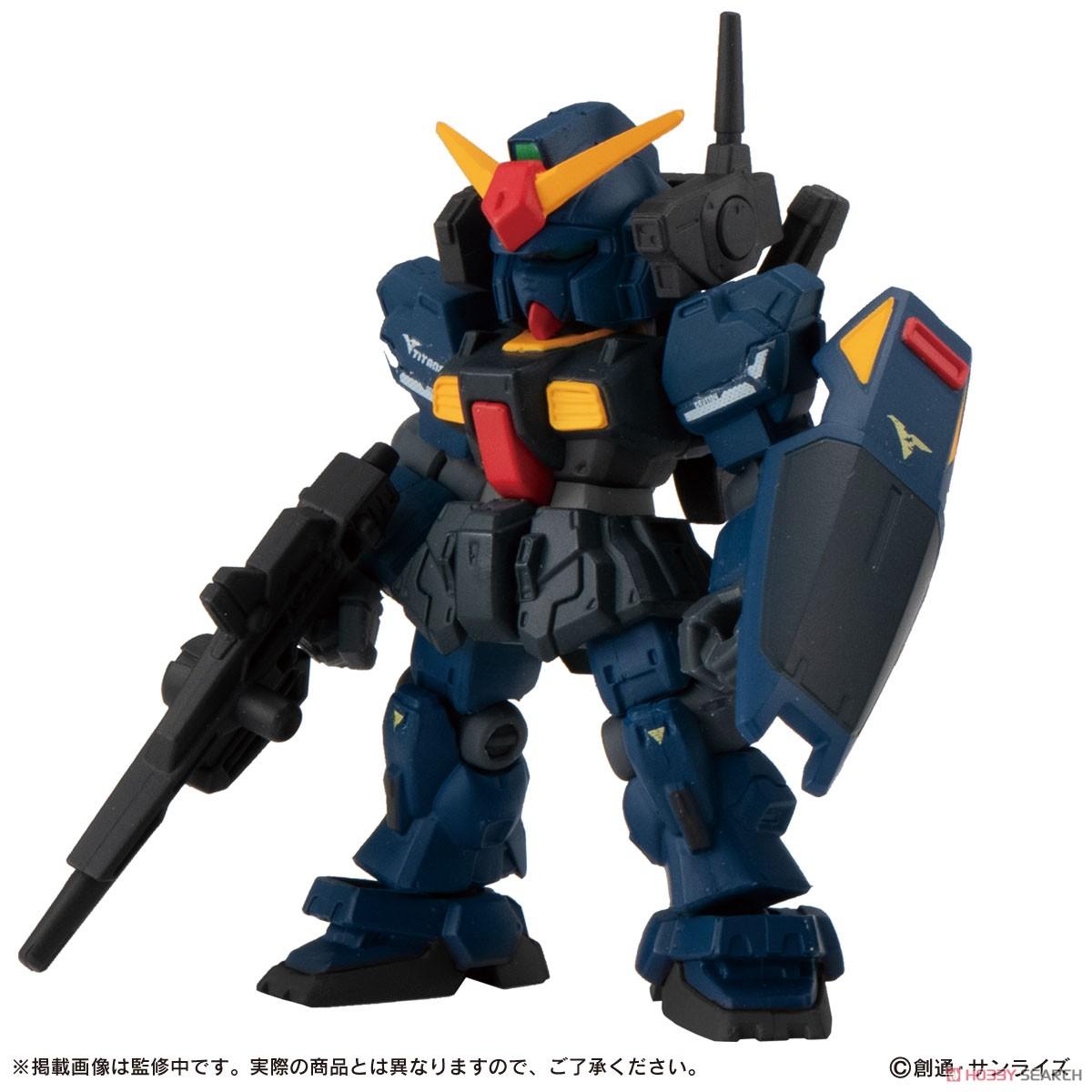 機動戦士ガンダム『MOBILE SUIT ENSEMBLE7.5』デフォルメ可動フィギュア 10個入りBOX-001