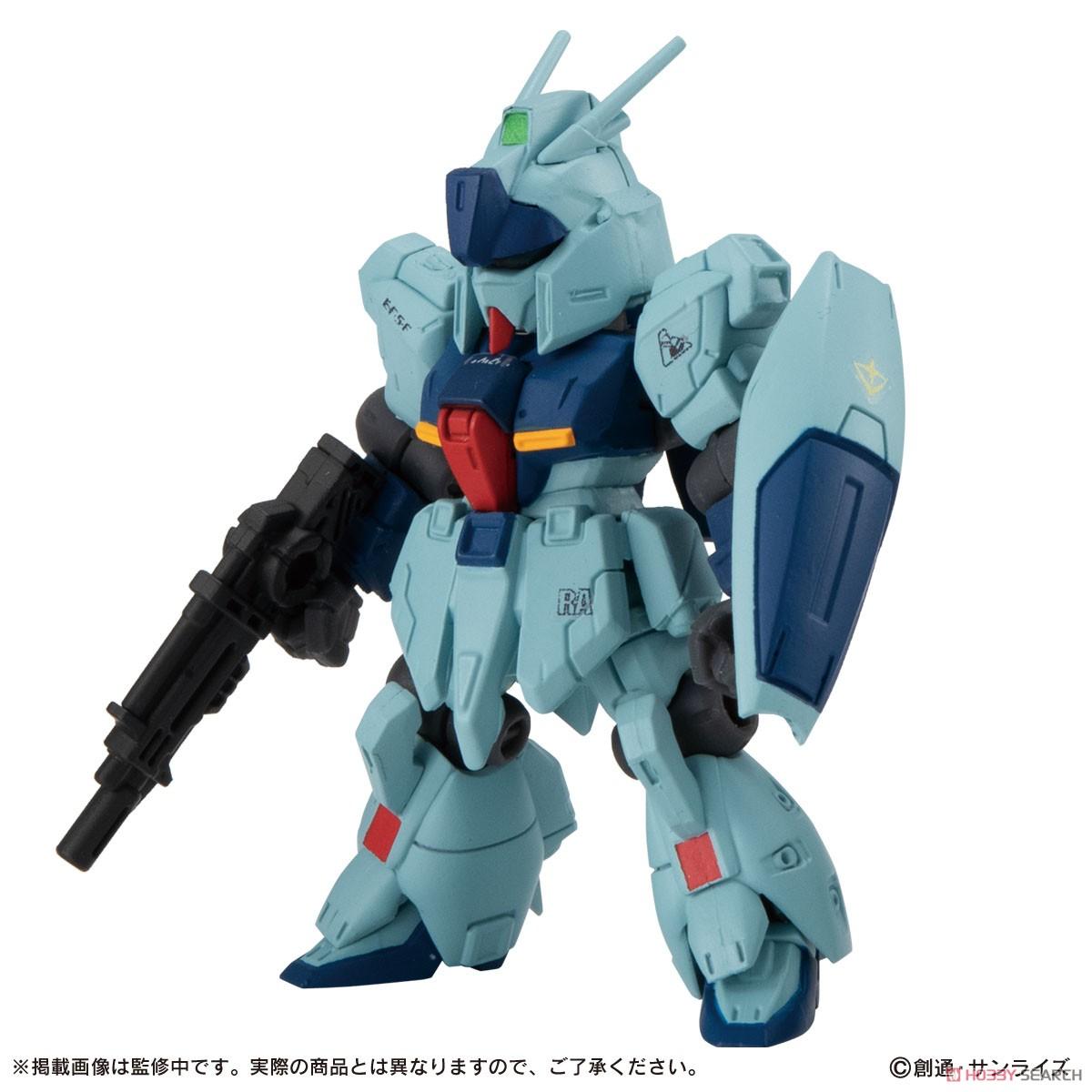 機動戦士ガンダム『MOBILE SUIT ENSEMBLE7.5』デフォルメ可動フィギュア 10個入りBOX-002
