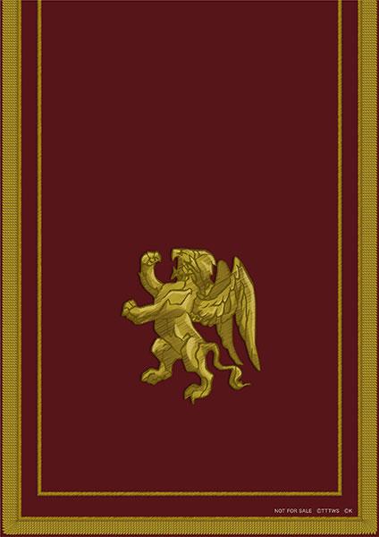 【限定販売】銀河英雄伝説『ラインハルト・フォン・ローエングラム胸像』ポリストーン製フィギュア-006