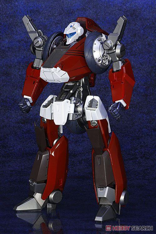 【再販】EX合金『ガーランド』メガゾーン23 可変可動フィギュア-002