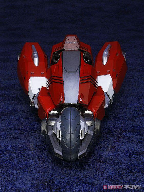 【再販】EX合金『ガーランド』メガゾーン23 可変可動フィギュア-007