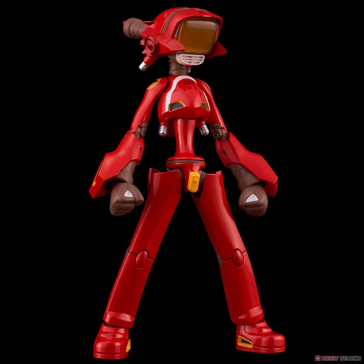 フリクリ『カンチ(赤)』可動フィギュア-001