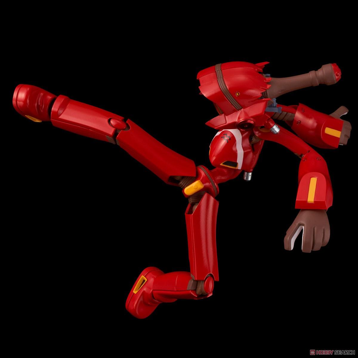 フリクリ『カンチ(赤)』可動フィギュア-004