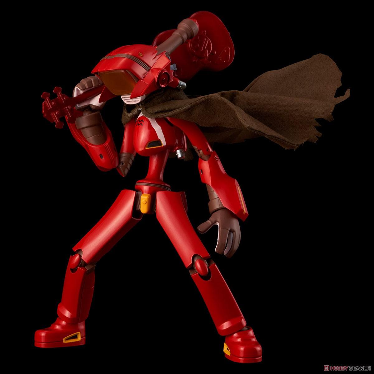 フリクリ『カンチ(赤)』可動フィギュア-005