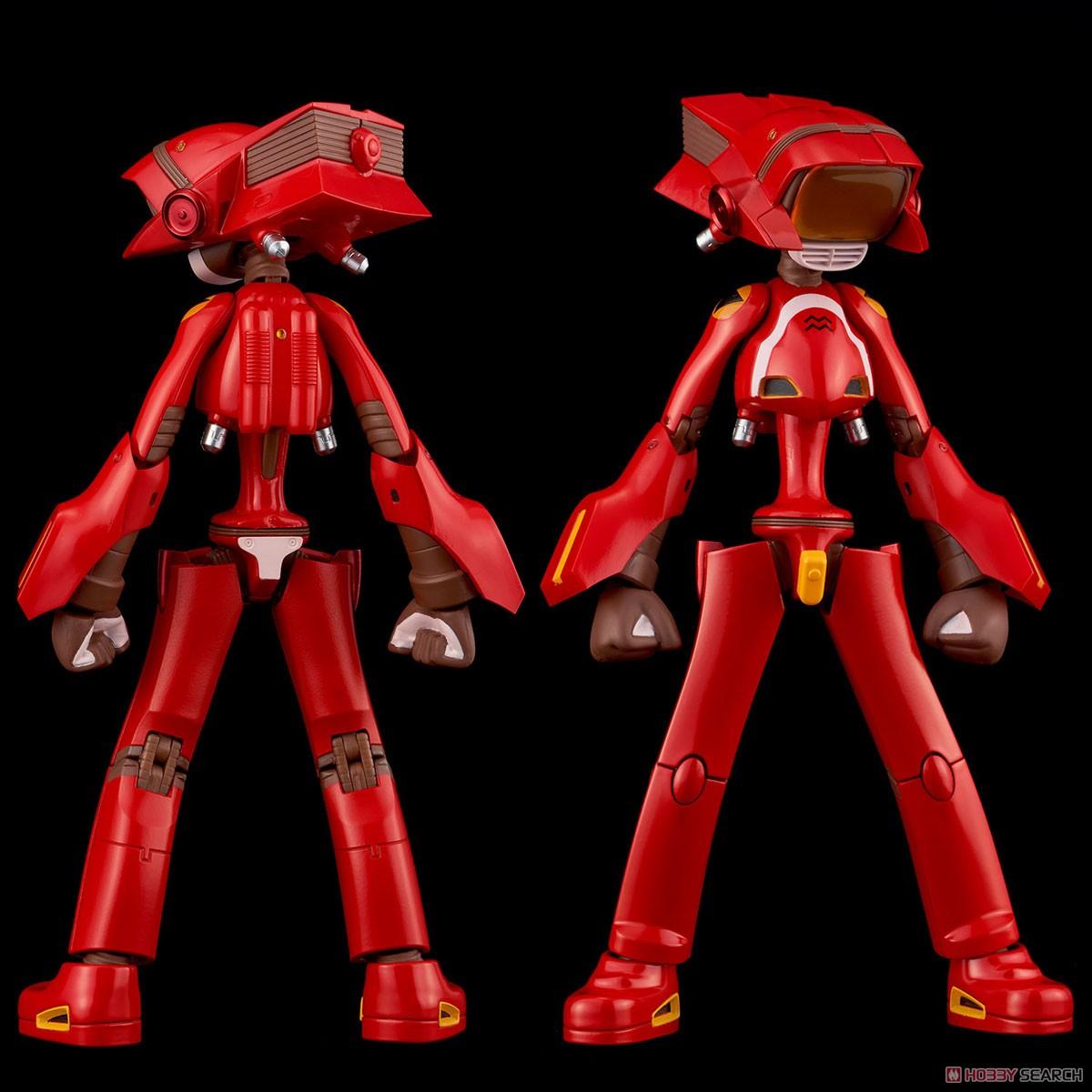 フリクリ『カンチ(赤)』可動フィギュア-008