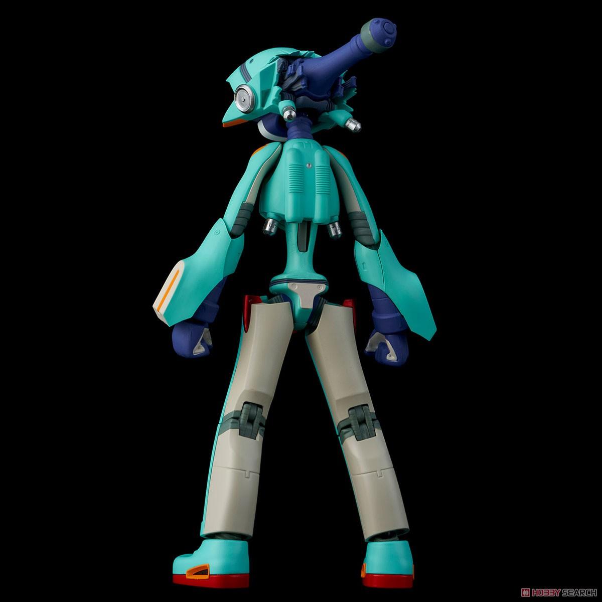 フリクリ『カンチ(赤)』可動フィギュア-011