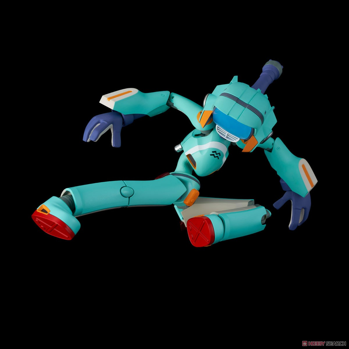 フリクリ『カンチ(赤)』可動フィギュア-012