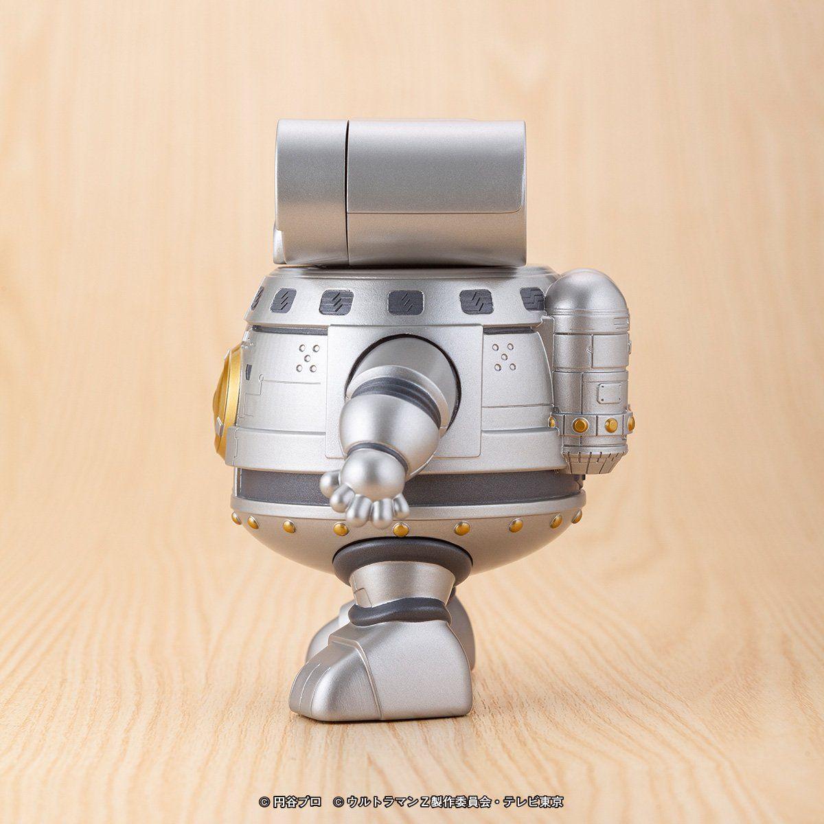 Qコレクション『セブンガー』ウルトラマンZ デフォルメ完成品フィギュア-002