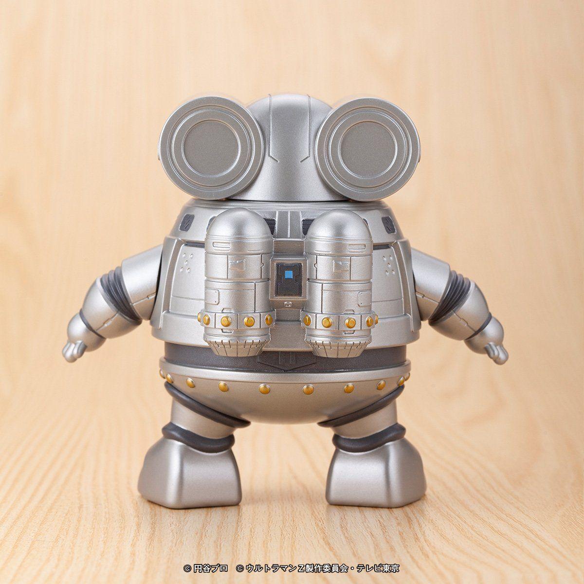 Qコレクション『セブンガー』ウルトラマンZ デフォルメ完成品フィギュア-003