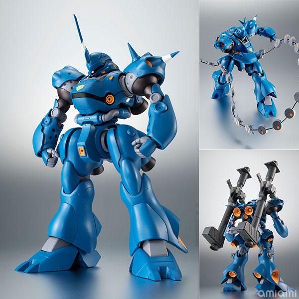 【再販】ROBOT魂〈SIDE MS〉『MS-18E ケンプファー ver. A.N.I.M.E.』可動フィギュア