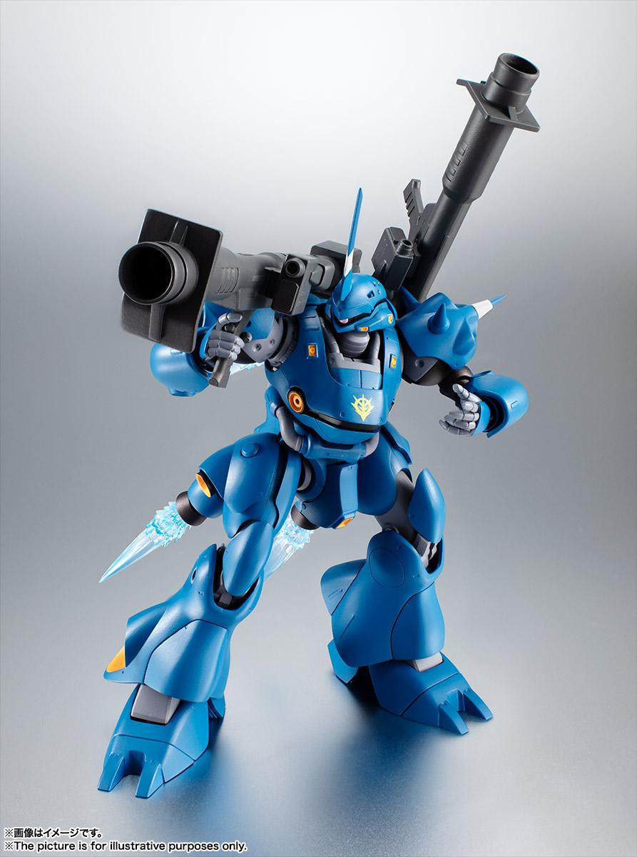 【再販】ROBOT魂〈SIDE MS〉『MS-18E ケンプファー ver. A.N.I.M.E.』可動フィギュア-004
