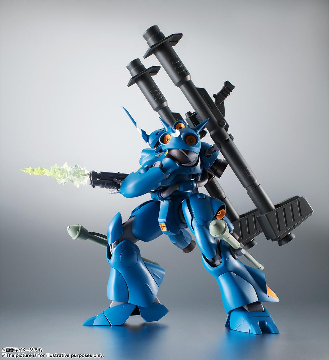 【再販】ROBOT魂〈SIDE MS〉『MS-18E ケンプファー ver. A.N.I.M.E.』可動フィギュア-008