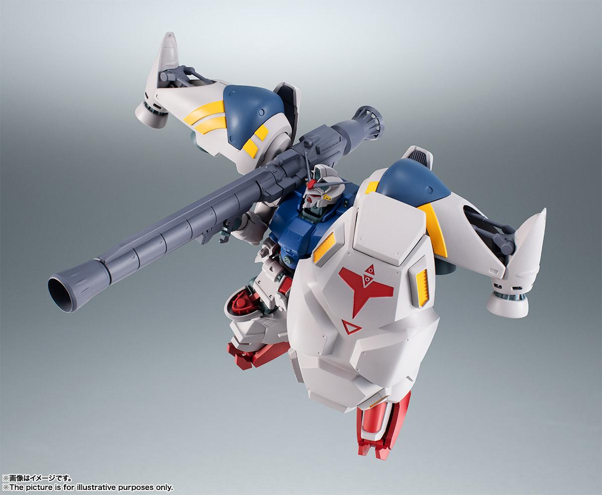 【再販】ROBOT魂〈SIDE MS〉『RX-78GP02A ガンダム試作2号機 ver. A.N.I.M.E.』機動戦士ガンダム0083 可動フィギュア-005