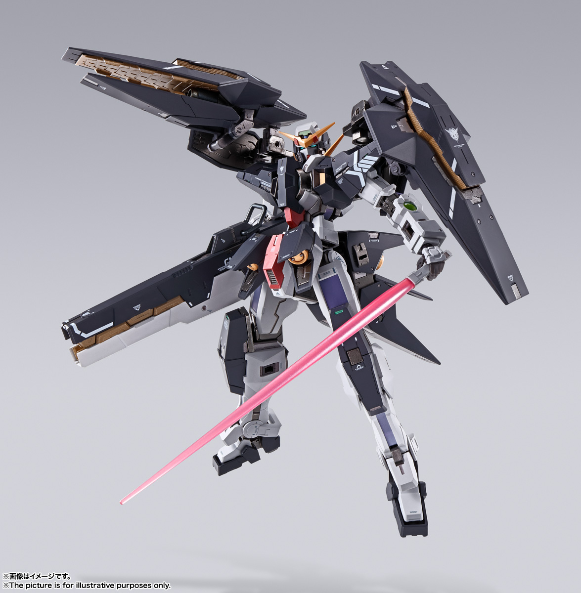 METAL BUILD『ガンダムデュナメス リペアIII』ガンダム00 可動フィギュア-001