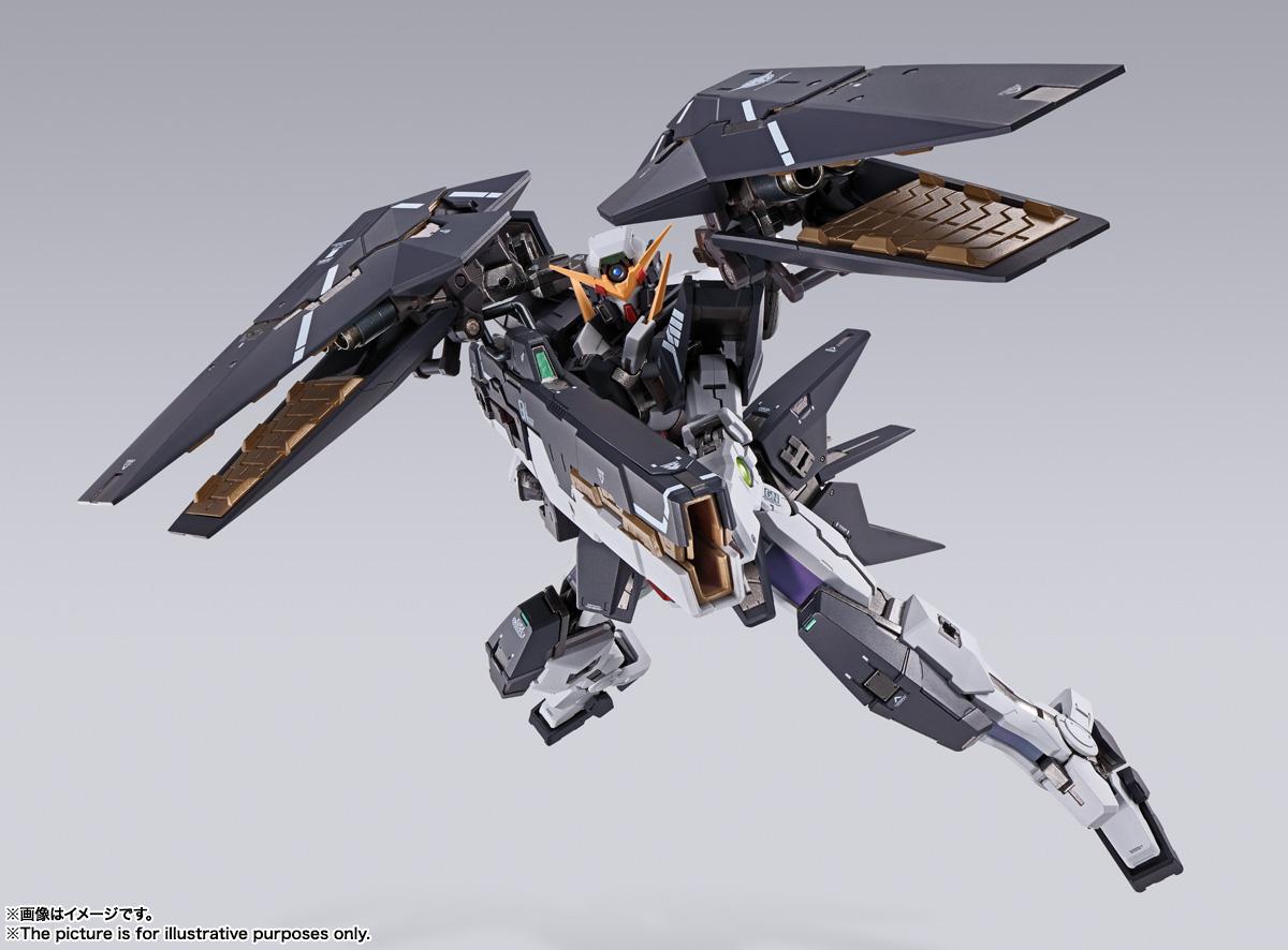 METAL BUILD『ガンダムデュナメス リペアIII』ガンダム00 可動フィギュア-004