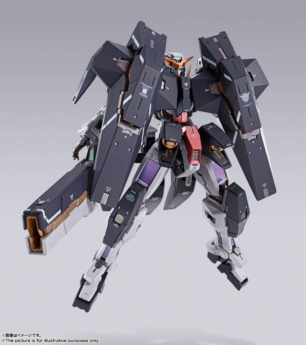 METAL BUILD『ガンダムデュナメス リペアIII』ガンダム00 可動フィギュア-005