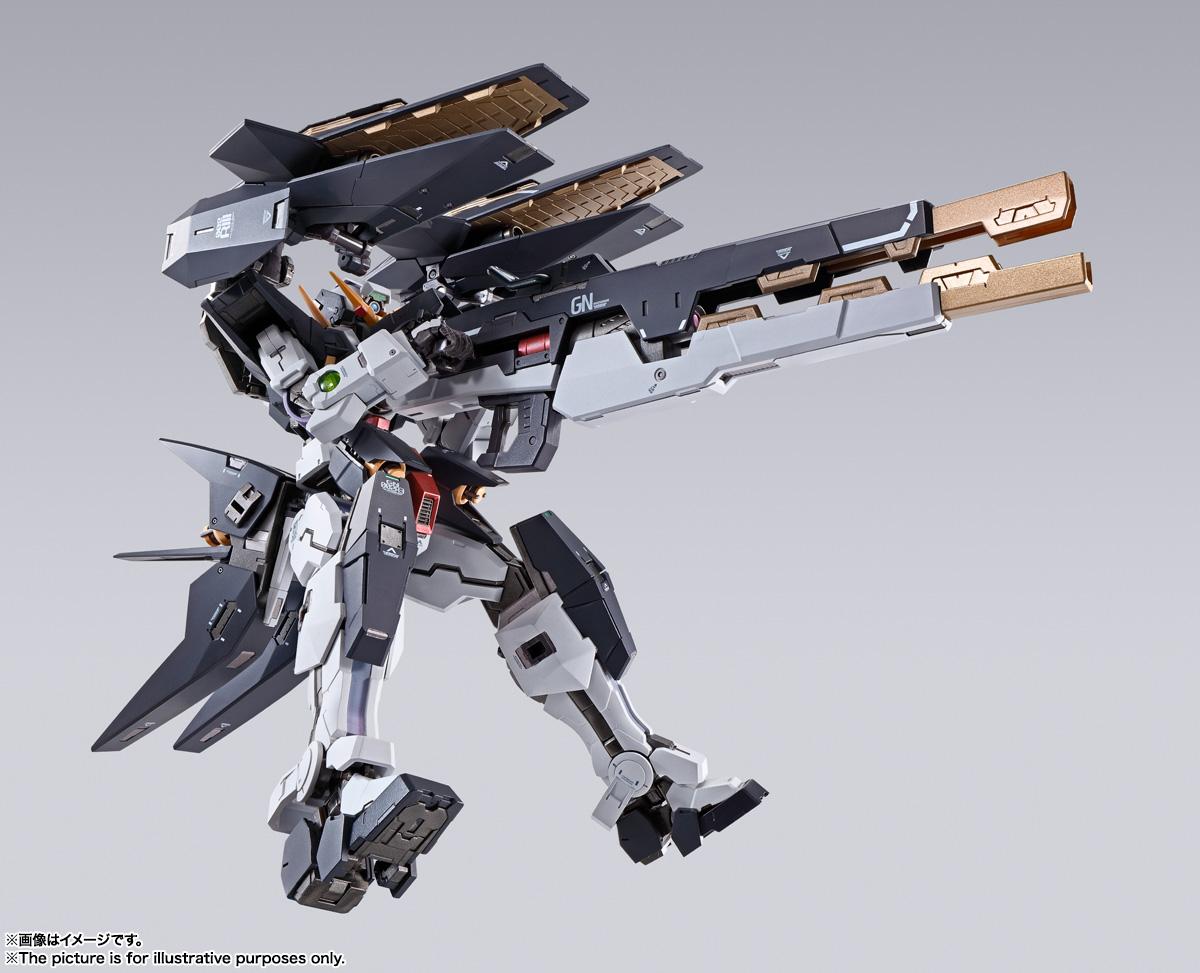METAL BUILD『ガンダムデュナメス リペアIII』ガンダム00 可動フィギュア-006