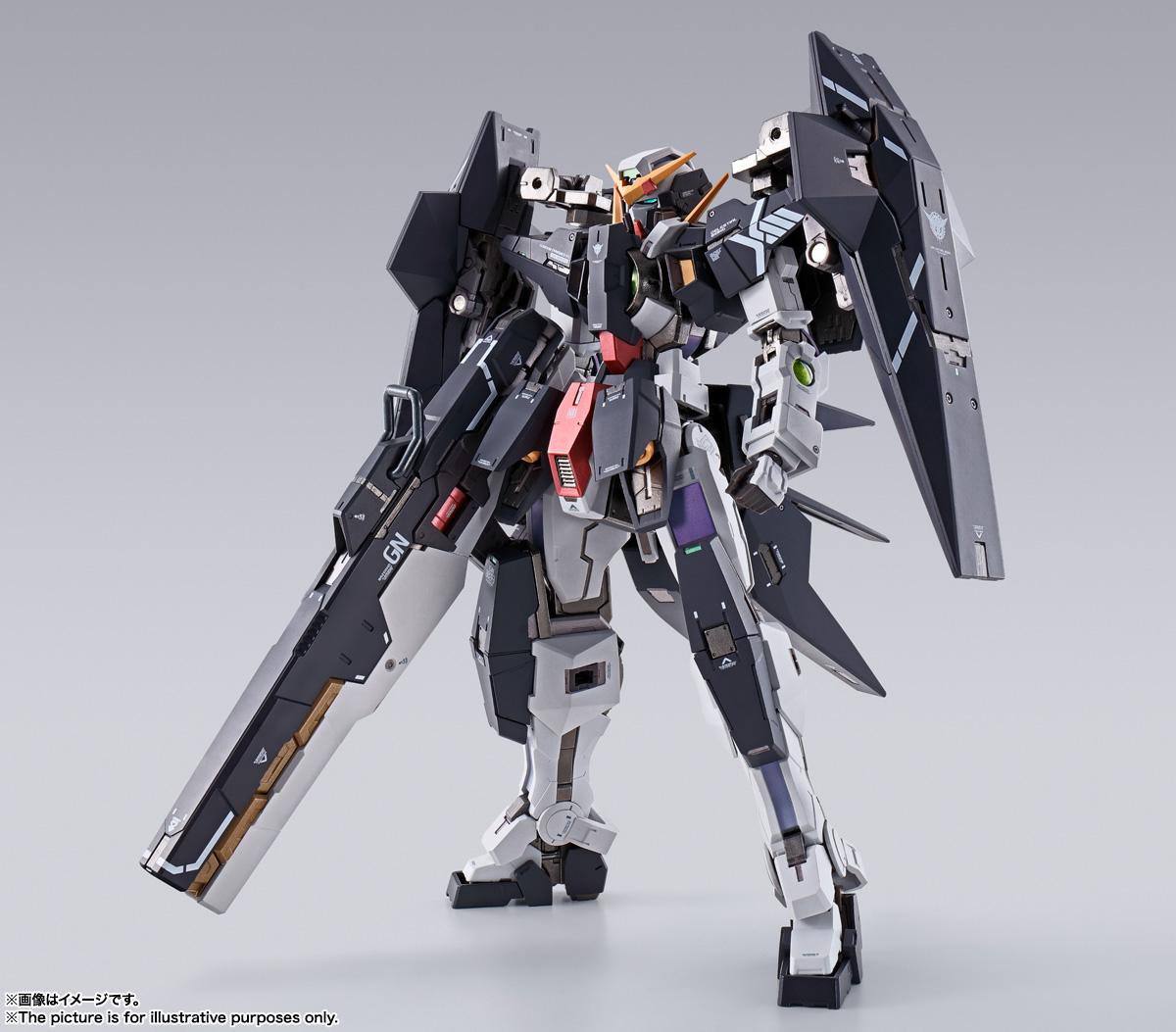 METAL BUILD『ガンダムデュナメス リペアIII』ガンダム00 可動フィギュア-008