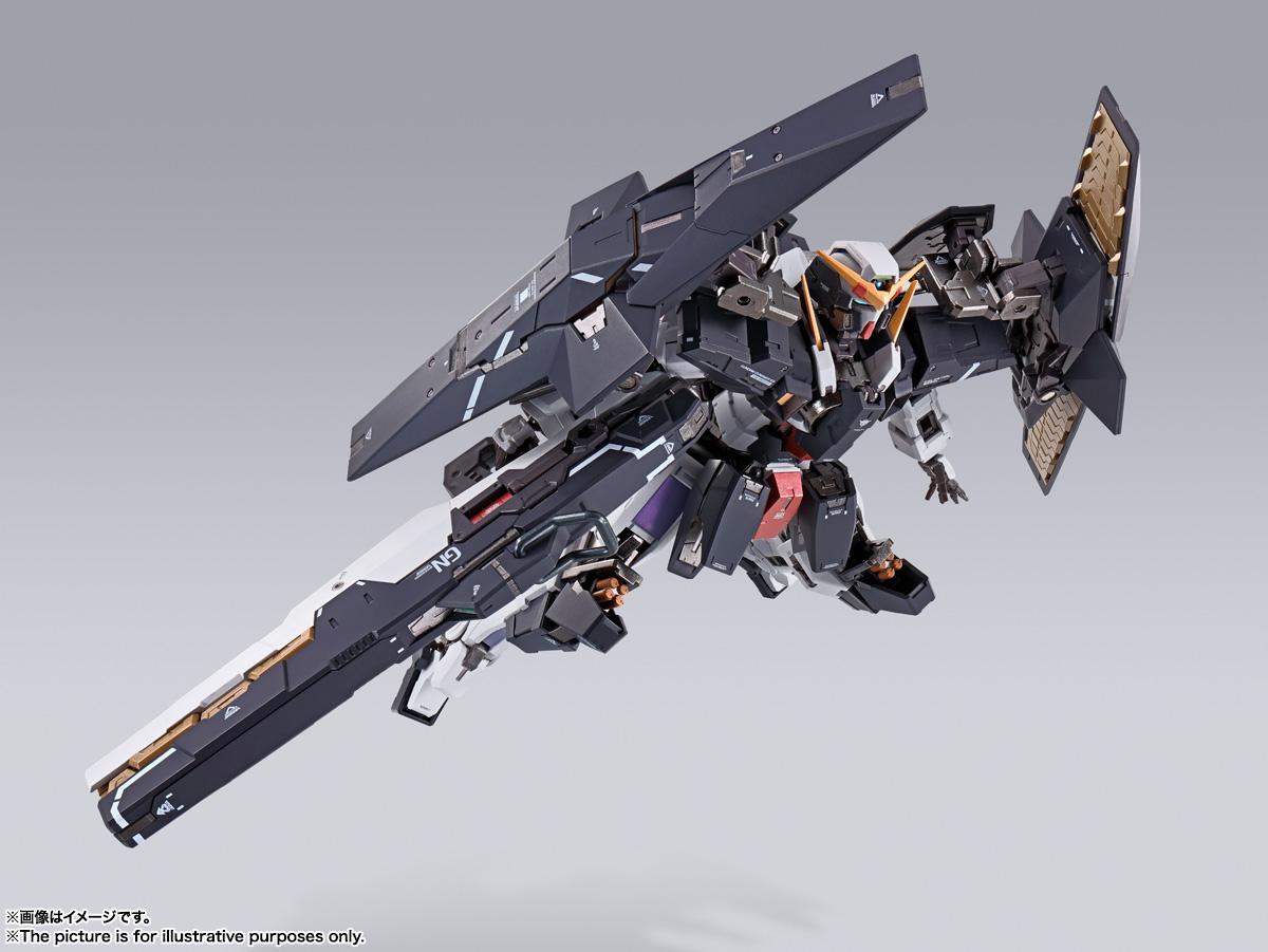 METAL BUILD『ガンダムデュナメス リペアIII』ガンダム00 可動フィギュア-010