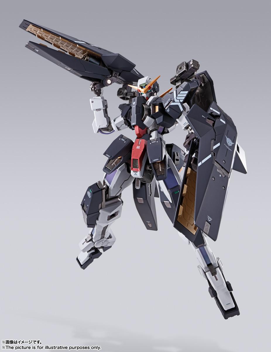 METAL BUILD『ガンダムデュナメス リペアIII』ガンダム00 可動フィギュア-011