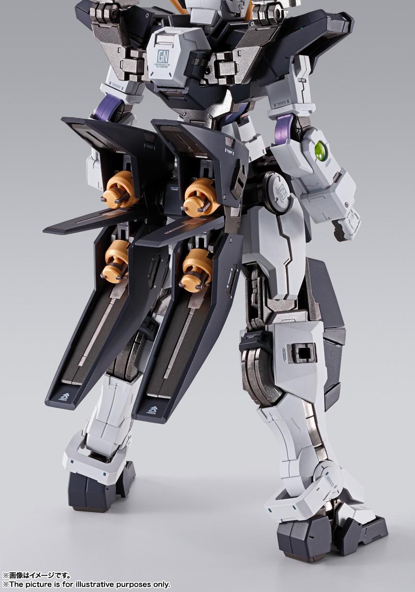 METAL BUILD『ガンダムデュナメス リペアIII』ガンダム00 可動フィギュア-013
