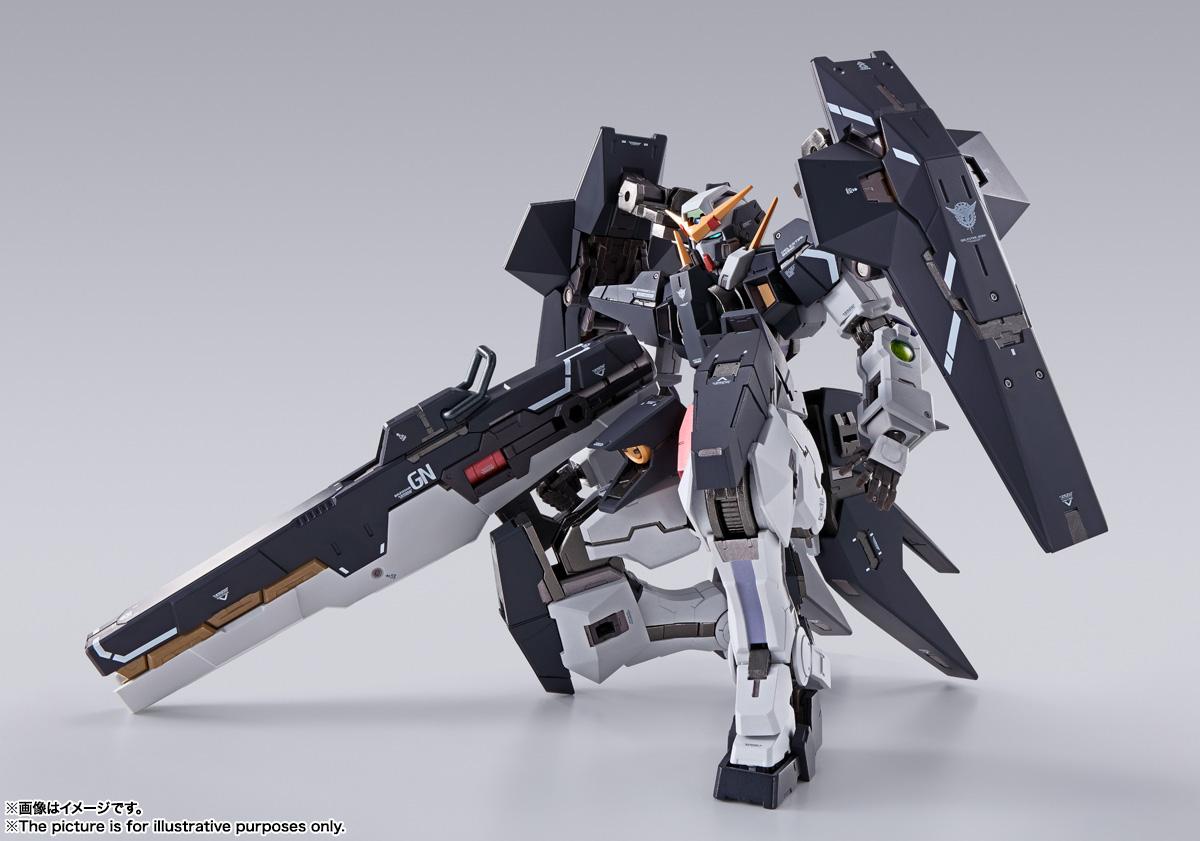 METAL BUILD『ガンダムデュナメス リペアIII』ガンダム00 可動フィギュア-015