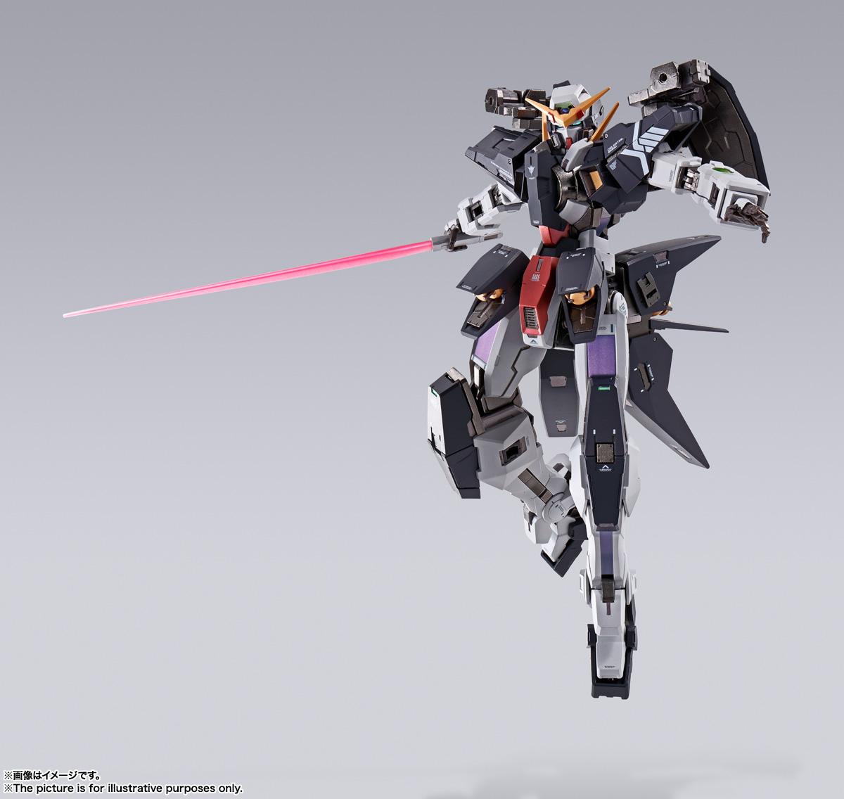 METAL BUILD『ガンダムデュナメス リペアIII』ガンダム00 可動フィギュア-016
