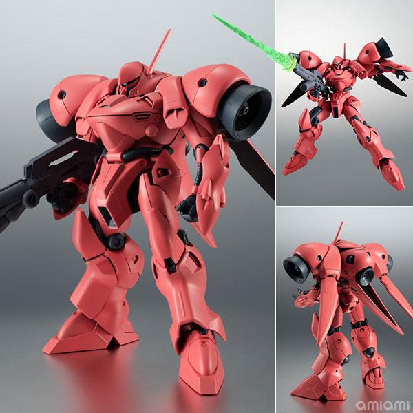ROBOT魂〈SIDE MS〉『AGX-04 ガーベラ・テトラ ver. A.N.I.M.E.』機動戦士ガンダム0083 可動フィギュア