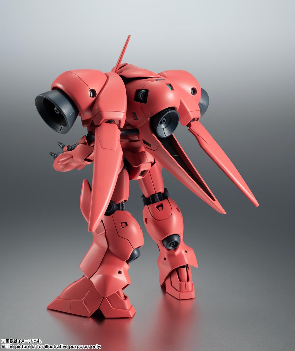 ROBOT魂〈SIDE MS〉『AGX-04 ガーベラ・テトラ ver. A.N.I.M.E.』機動戦士ガンダム0083 可動フィギュア-002