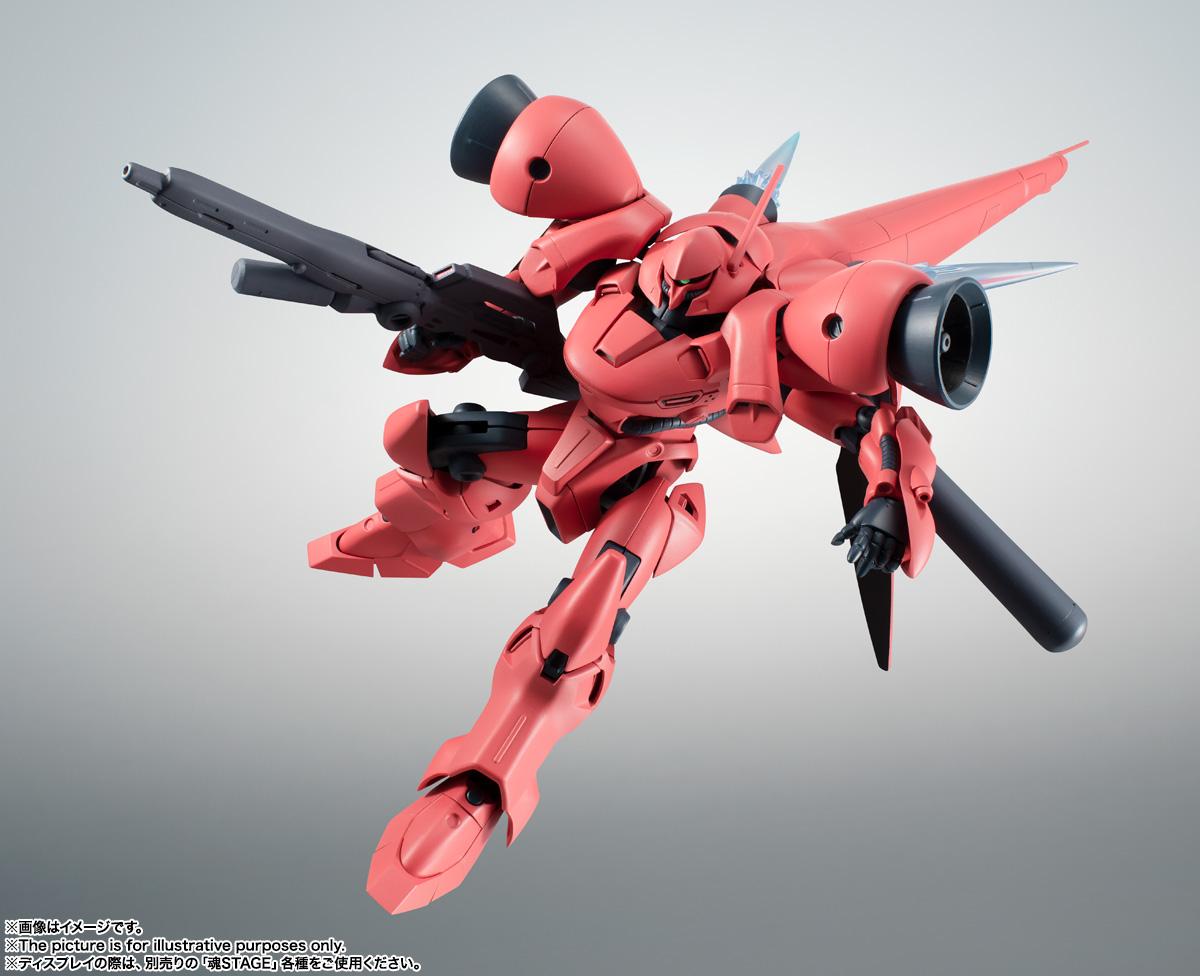 ROBOT魂〈SIDE MS〉『AGX-04 ガーベラ・テトラ ver. A.N.I.M.E.』機動戦士ガンダム0083 可動フィギュア-009