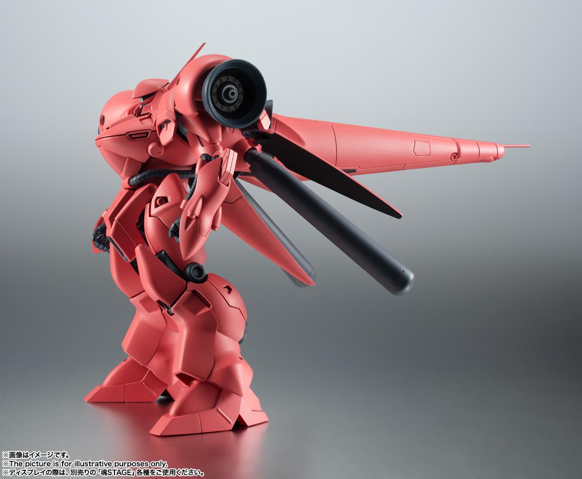 ROBOT魂〈SIDE MS〉『AGX-04 ガーベラ・テトラ ver. A.N.I.M.E.』機動戦士ガンダム0083 可動フィギュア-010