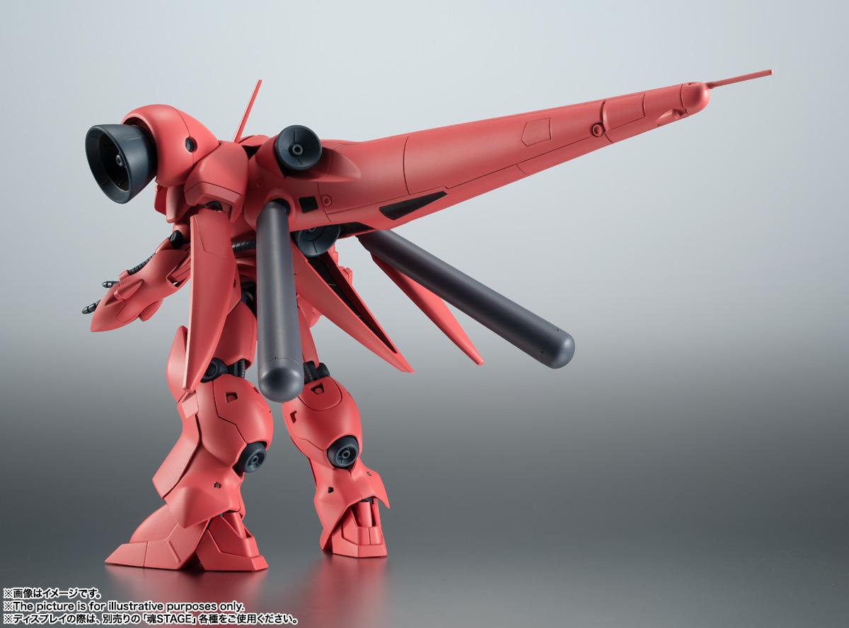 ROBOT魂〈SIDE MS〉『AGX-04 ガーベラ・テトラ ver. A.N.I.M.E.』機動戦士ガンダム0083 可動フィギュア-011