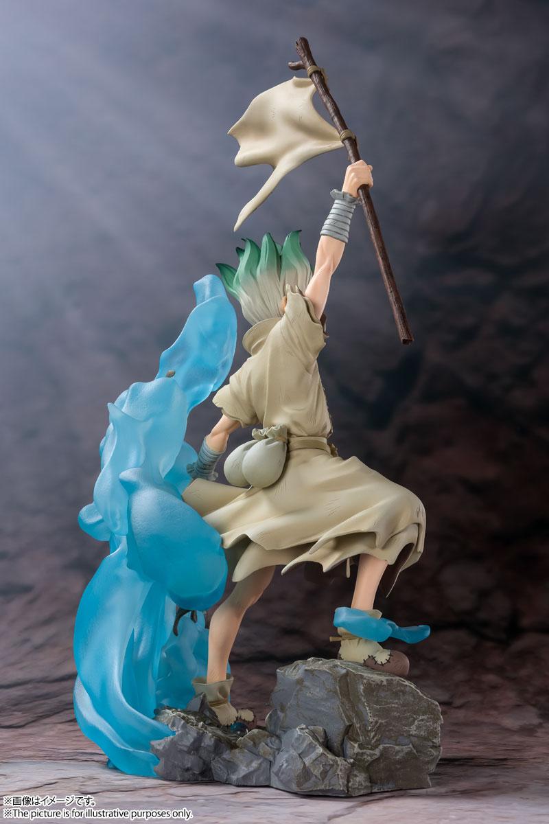 フィギュアーツZERO『石神千空』Dr.STONE 完成品フィギュア-005