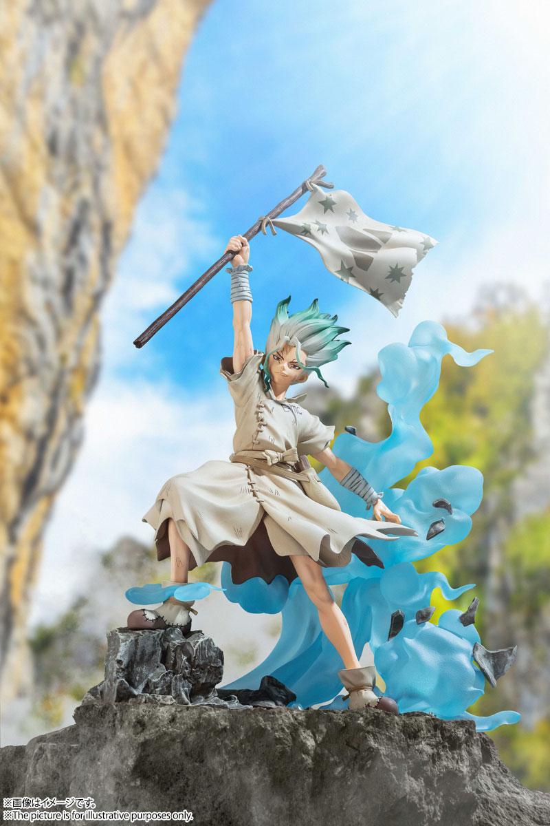 フィギュアーツZERO『石神千空』Dr.STONE 完成品フィギュア-006