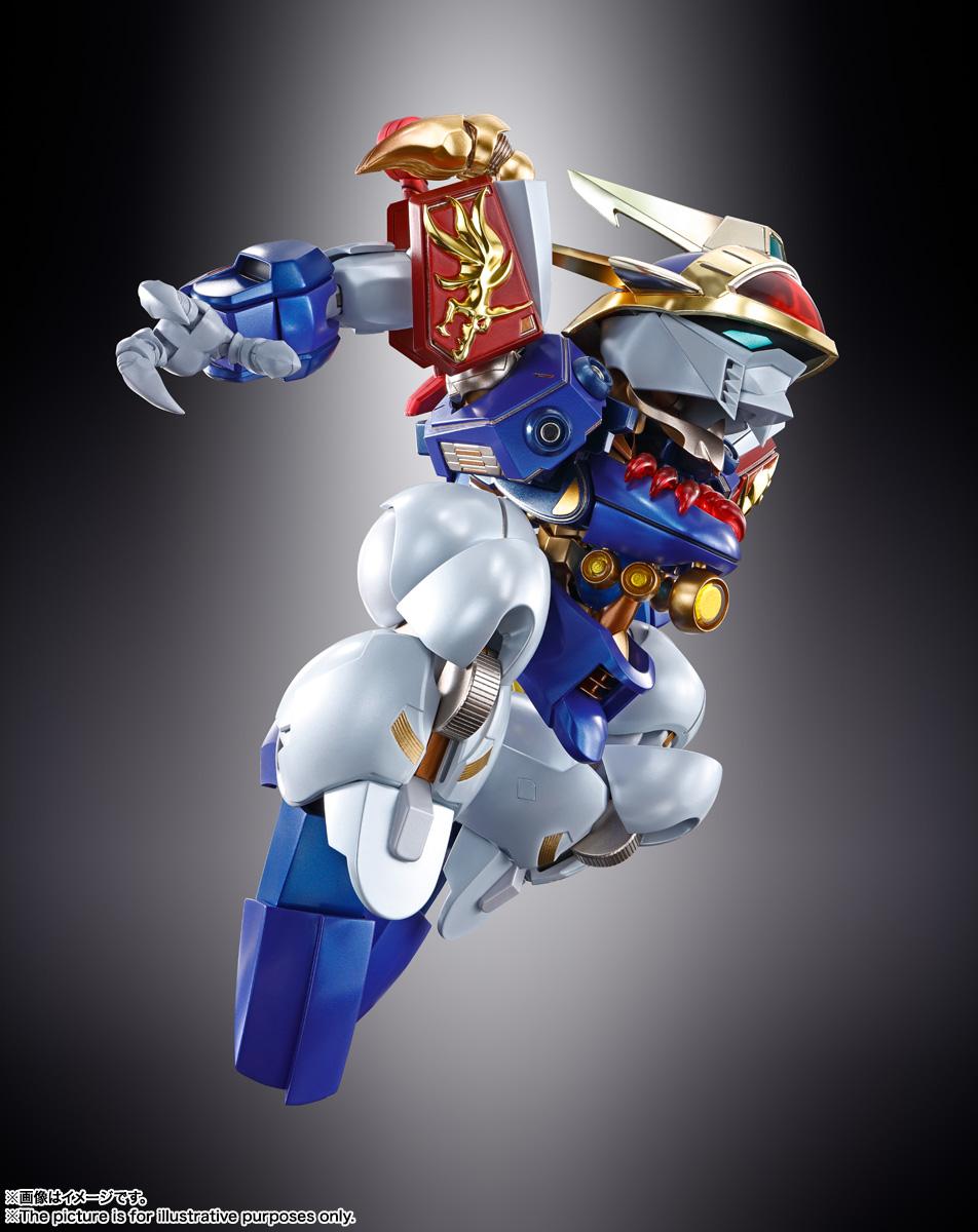 METAL BUILD『DRAGON SCALE 龍神丸』魔神英雄伝ワタル 可動フィギュア-004