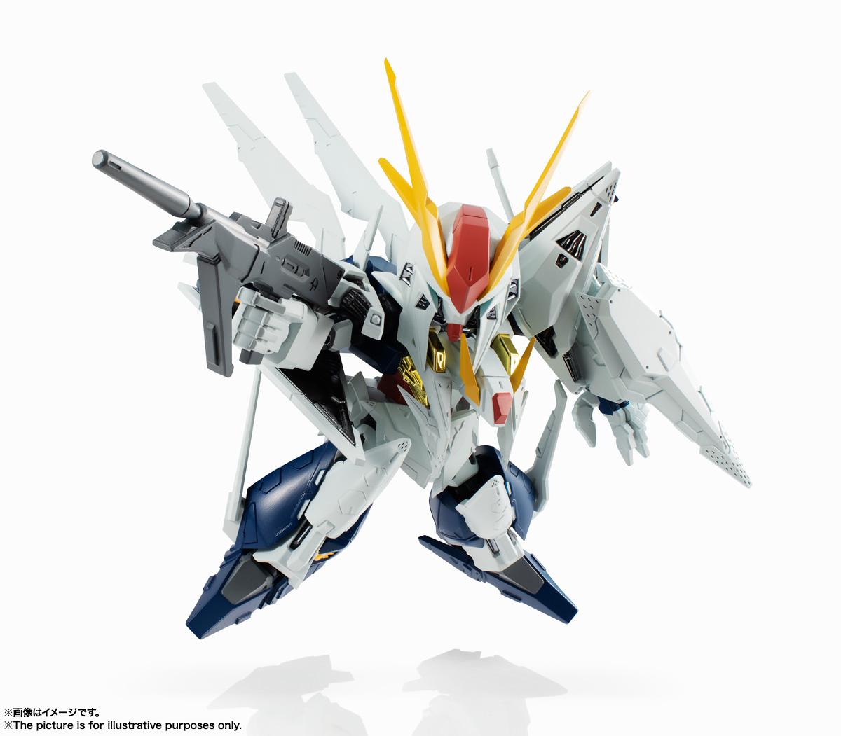 NXEDGE STYLE[MS UNIT]『Ξガンダム』機動戦士ガンダム 閃光のハサウェイ デフォルメ可動フィギュア-005