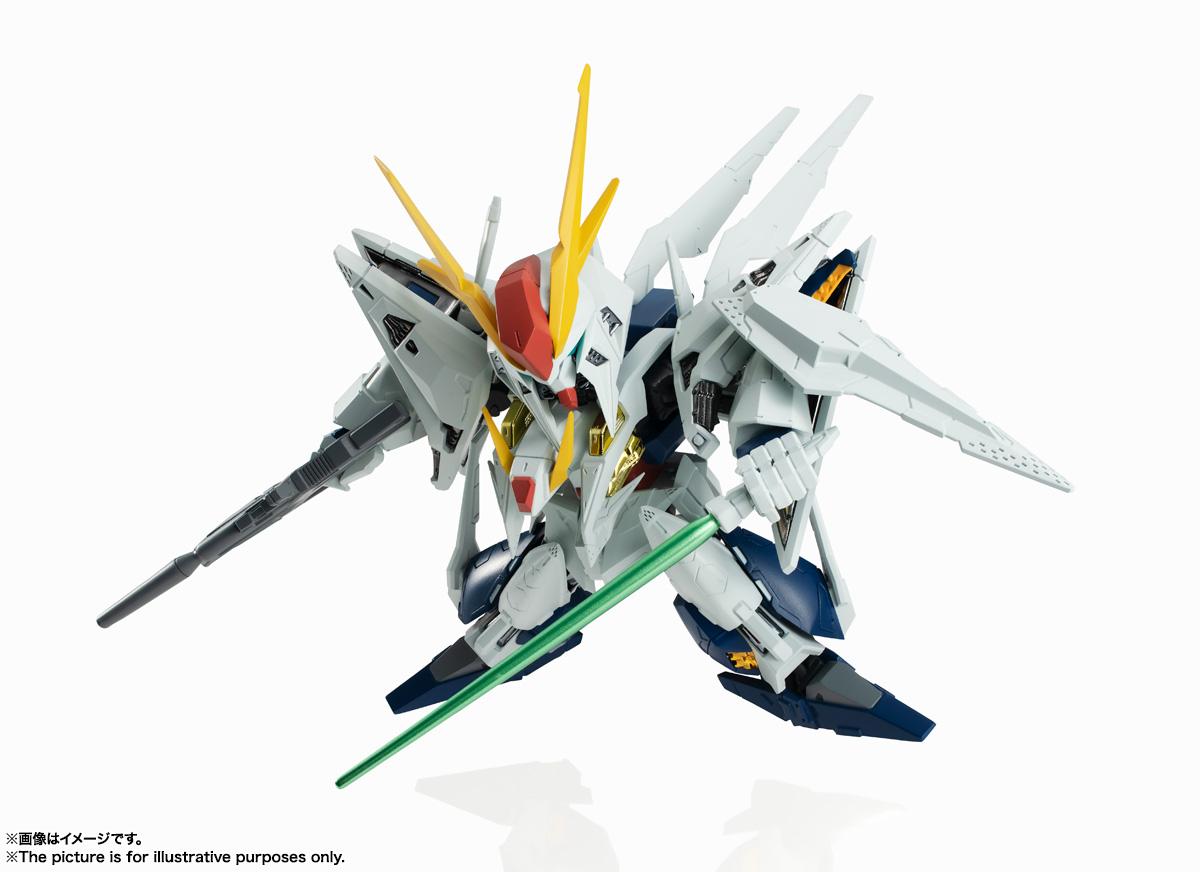 NXEDGE STYLE[MS UNIT]『Ξガンダム』機動戦士ガンダム 閃光のハサウェイ デフォルメ可動フィギュア-006