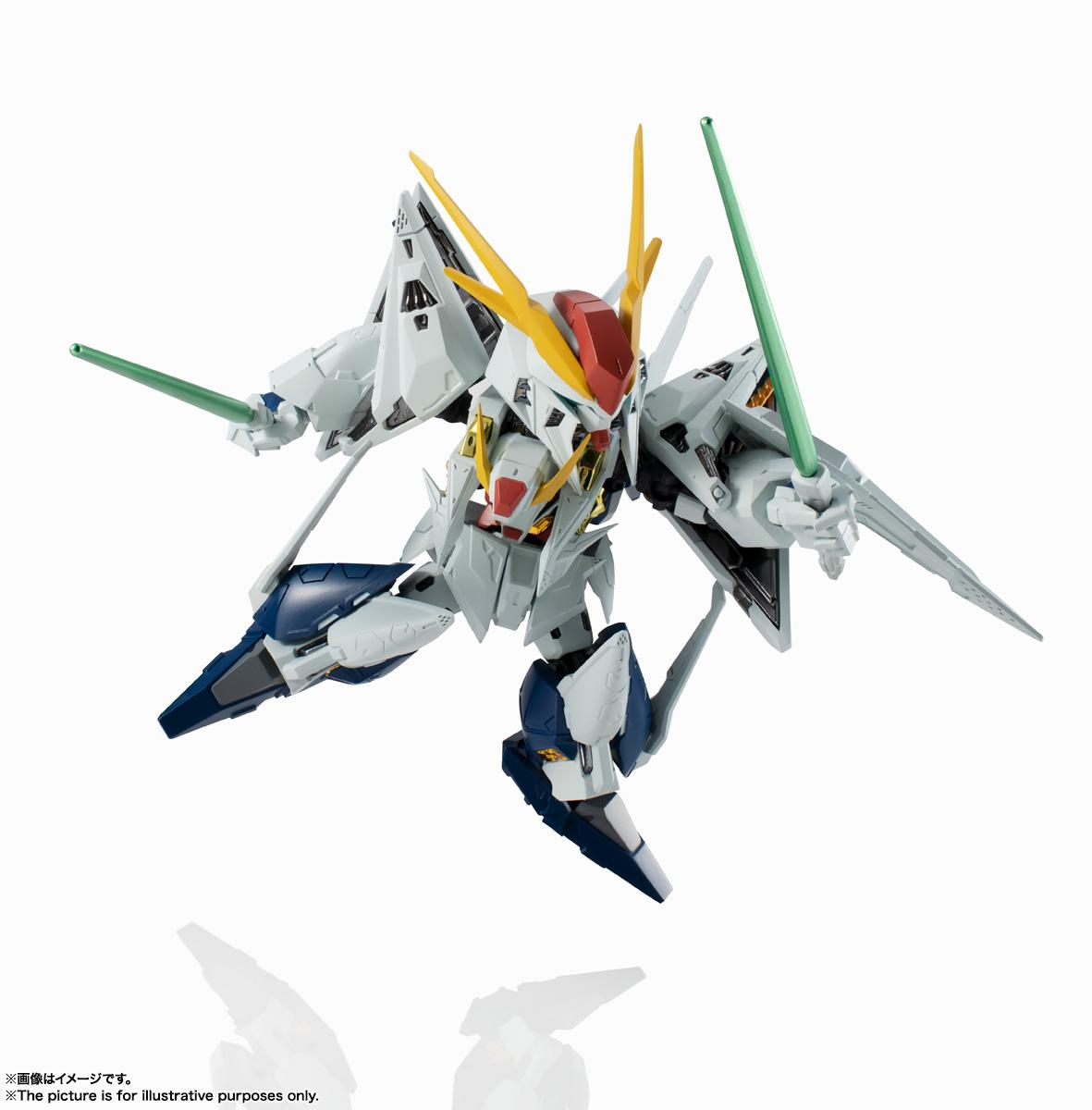 NXEDGE STYLE[MS UNIT]『Ξガンダム』機動戦士ガンダム 閃光のハサウェイ デフォルメ可動フィギュア-007
