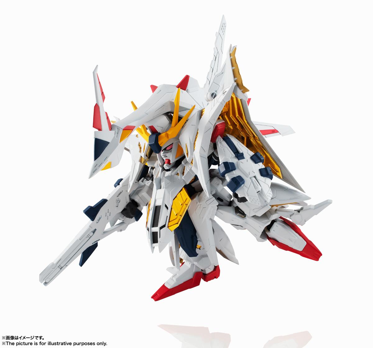 NXEDGE STYLE[MS UNIT]『Ξガンダム』機動戦士ガンダム 閃光のハサウェイ デフォルメ可動フィギュア-009
