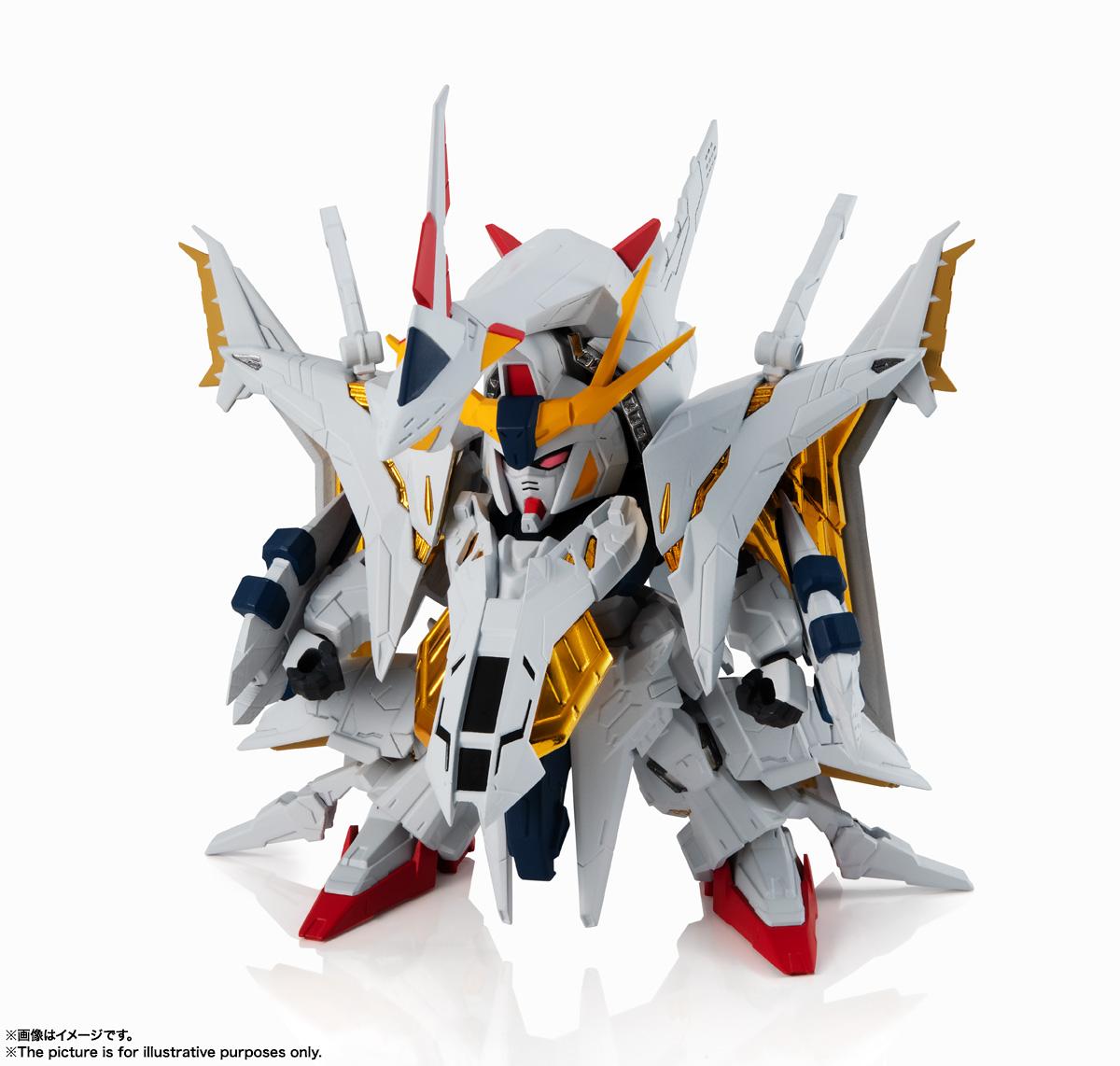 NXEDGE STYLE[MS UNIT]『Ξガンダム』機動戦士ガンダム 閃光のハサウェイ デフォルメ可動フィギュア-010