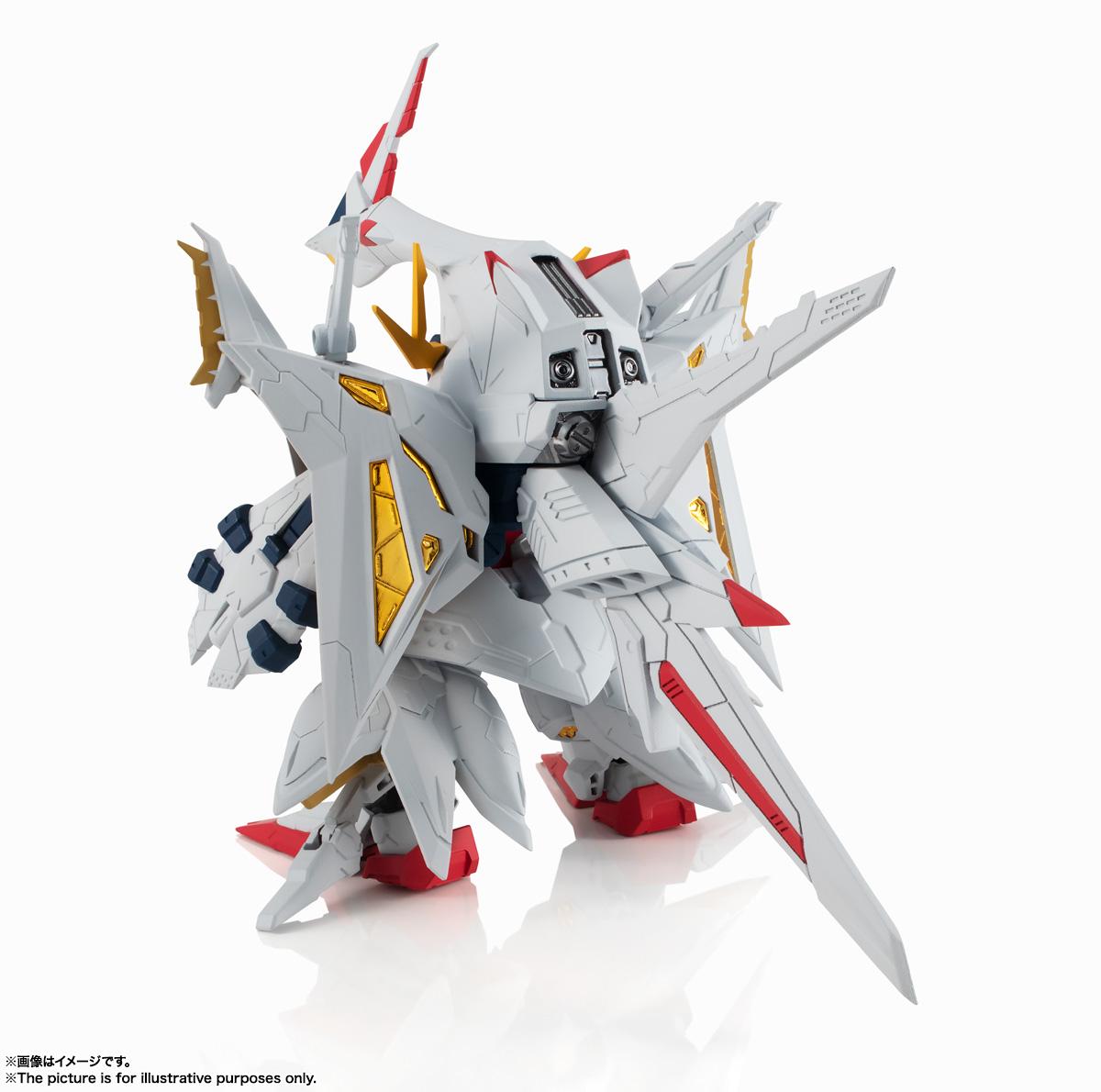 NXEDGE STYLE[MS UNIT]『Ξガンダム』機動戦士ガンダム 閃光のハサウェイ デフォルメ可動フィギュア-011