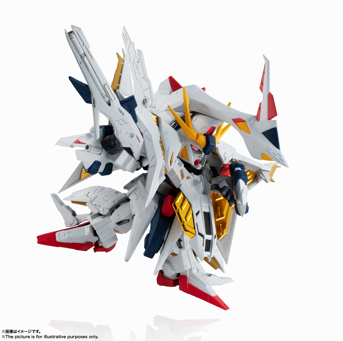 NXEDGE STYLE[MS UNIT]『Ξガンダム』機動戦士ガンダム 閃光のハサウェイ デフォルメ可動フィギュア-013