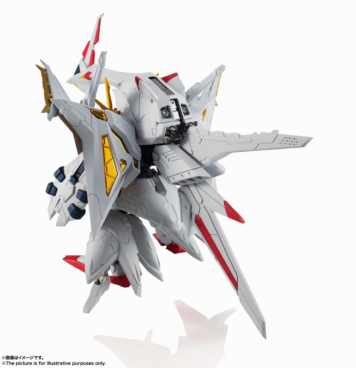 NXEDGE STYLE[MS UNIT]『Ξガンダム』機動戦士ガンダム 閃光のハサウェイ デフォルメ可動フィギュア-014